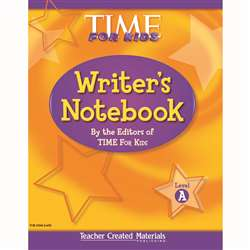 Time Kids Gr 1-2 Writers Notebook, SEP10146