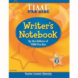 Time Kids Gr 3-4 Writers Notebook, SEP10147