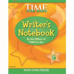 Time Kids Gr 5-6 Writers Notebook, SEP10148