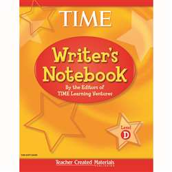 Time Kids Gr 7-12 Writers Notebook, SEP10377