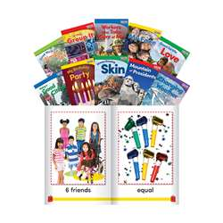 Time For Kids Gr K Set 3 10 Book St, SEP24704