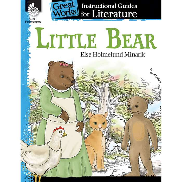 Little Bear Gr K-3 Great Works Instructional Guide, SEP40003