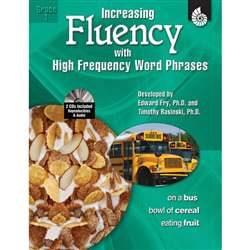 Increasing Fluency W High Frequency Word Phrases Gr 1 By Shell Education