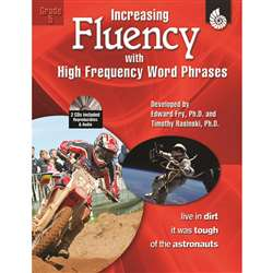 Increasing Fluency W High Frequency Word Phrases Gr 5 By Shell Education
