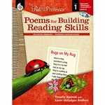 Poems For Building Reading Skills Gr 1 By Shell Education