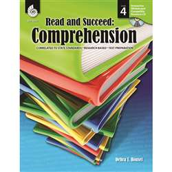 Read And Succeed Comprehension Gr 4 By Shell Education