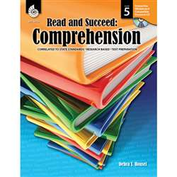 Read And Succeed Comprehension Gr 5 By Shell Education
