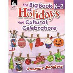 The Big Book Of Holidays And Cultural Celebrations, SEP51046