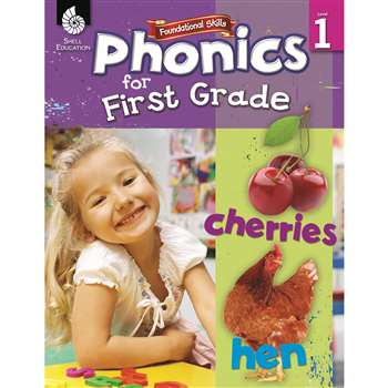 Foundational Skills Phonics Gr 1, SEP51098
