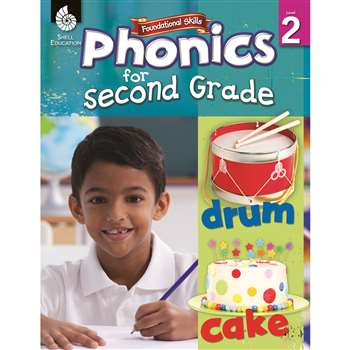 Foundational Skills Phonics Gr 2, SEP51100
