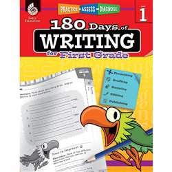 180 Days Of Writing Gr 1, SEP51524