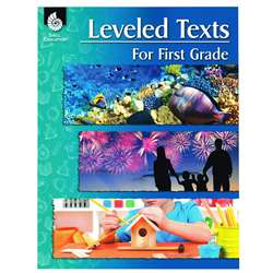 Leveled Texts For First Grade, SEP51628