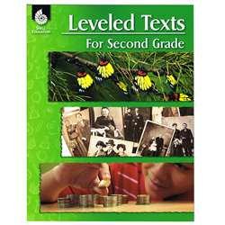 Leveled Texts For Second Grade, SEP51629