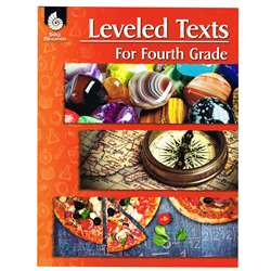 Leveled Texts For Fourth Grade, SEP51631