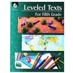 Leveled Texts For Fifth Grade, SEP51632