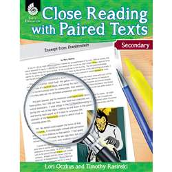 Close Reading with Paired Lev 6+ Texts, SEP51735