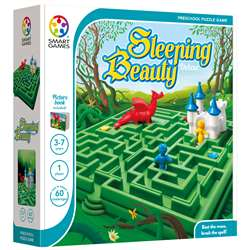 Sleeping Beauty Deluxe Puzzle Game Preschool, SG-025