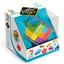 Cube Puzzler Go 80 Challenges, SG-412US
