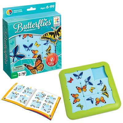 Butterflies, SG-495US