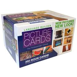 Language Builder Picture Nouns By Stages Learning Materials
