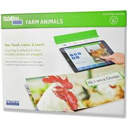 Link4Fun Farm Animals Book, SLM1002