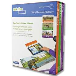 Link4Fun Set Of All 3 Books, SLM1051