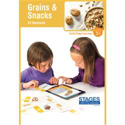 Link4Fun Grains/Snacks Cards, SLM1523