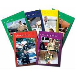 Occupations Poster Set Set Of 6 By Stages Learning Materials