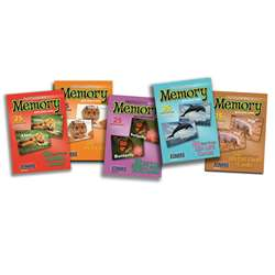 Animal Memory Game Set Of 5, SLM977