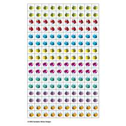 Chart Stickers Multi-Color Bees By Silver Lead / Sandylion Products