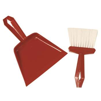 Dust Pan & Whisk Broom Set By S M Arnold