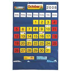 Calendar Pocket Chart By Smethport Specialty