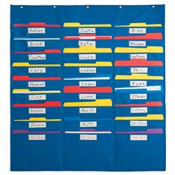 Organization Center Pocket Chart By Smethport Specialty