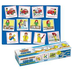 Story Sequencing Wall Pocket Chart Card Set By Smethport Specialty