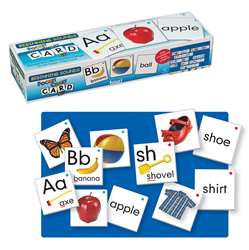 Beginning Sounds with Blends Card Set, SME756