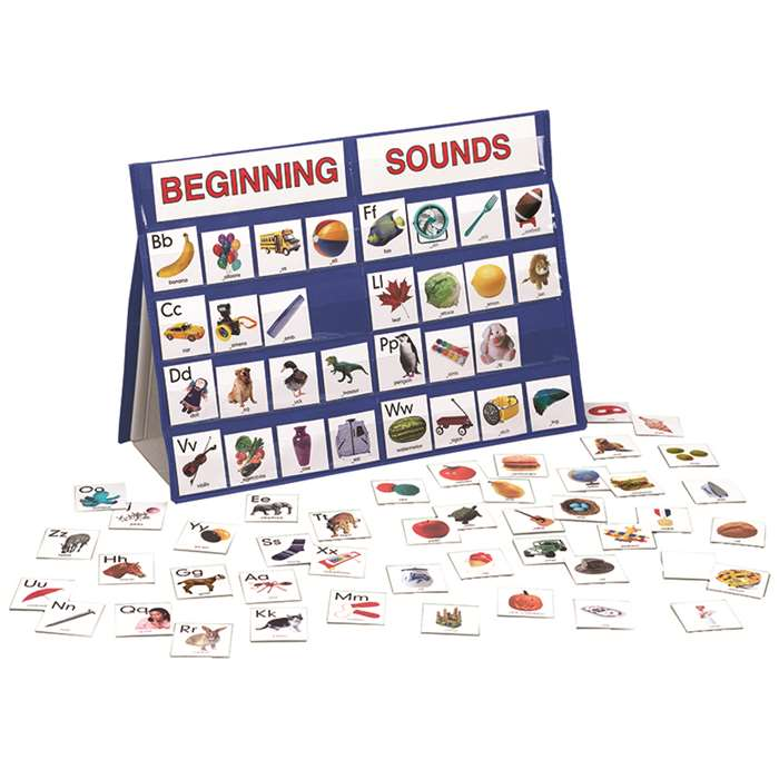 Beginning Sounds Pocket Chart By Smethport Specialty