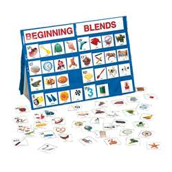 Table Top Pocket Chart Sets Beginning Blends By Smethport Specialty
