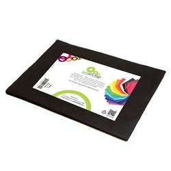 Smart Fab Cut Sheets 9X12 Black By Smart Fab