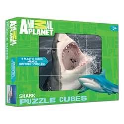 Animal Planet Puzzle Cubes Sharks, SMP11951