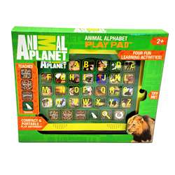 Animal Planet Animal Alphabet Play Pad, SMP59851