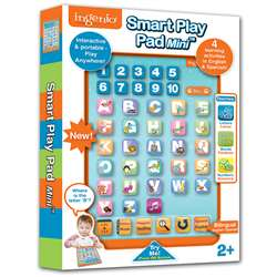 Smart Play Pad Mini Interactive Learning Pad, SMP59911