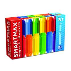 Smartmax Extra Bars 6 Long And 6 Short By Smart Toys And Games