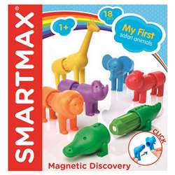 My First Smartmax Safari Animals, SMX220