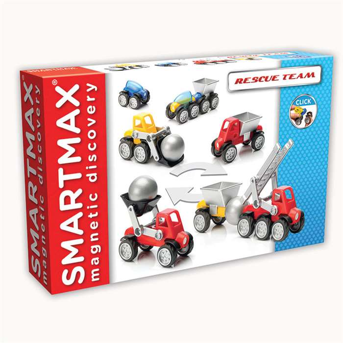 Smartmax Power Vehicles Rescue Team By Smart Toys And Games