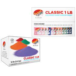 Classic Colored Sand Assortment 2, SNDCLSPK122