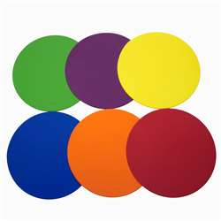 "Spot Markers 9"" Set Of 6, SRBDM9CP"