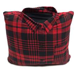 Flannel Pillow, SSZ90408