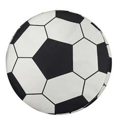 Soccer Ball Pillow, SSZ90422