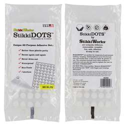 Stikki Wax Dots 50 Per Bag By The Stikkiworks