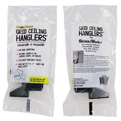Ceiling Hanglers Grid Clip 1/Pk Put-Up By The Stikkiworks